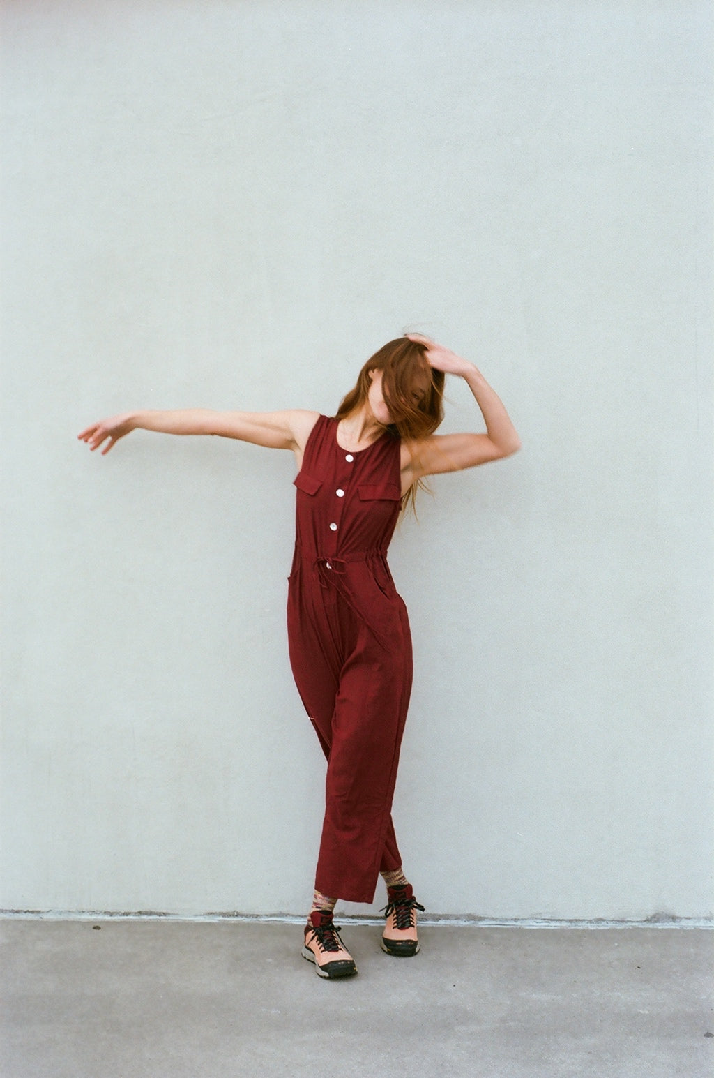 COLORANT TATUM JUMPSUIT | LACQUER