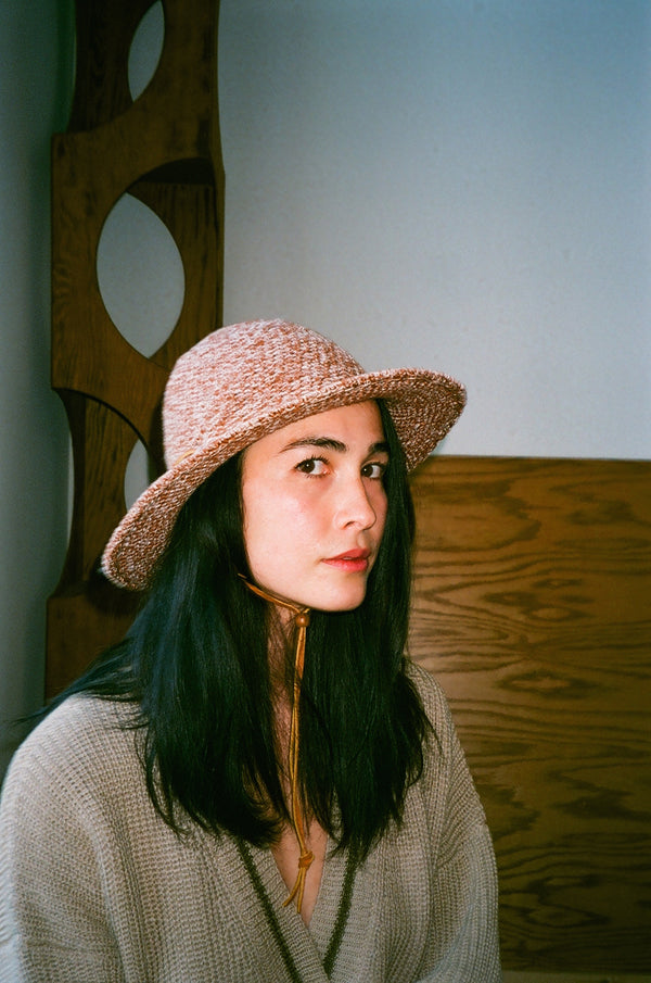 COLORANT X EASY LIVING HATS | NO. 3