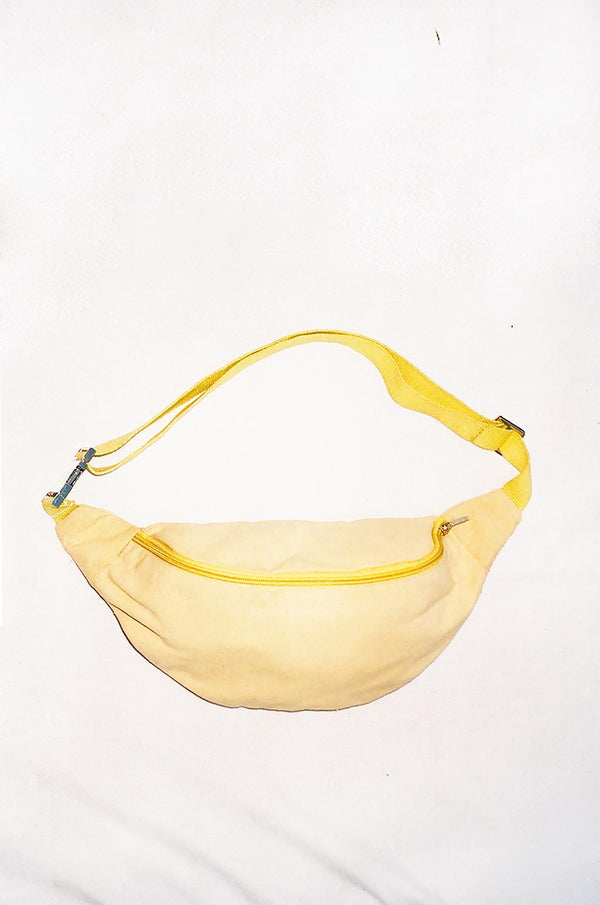 COLORANT RAW SILK FANNY PACK | GOLD