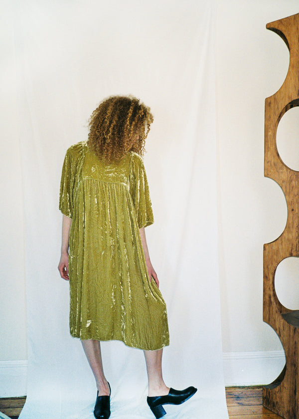 COLORANT VICTORY DRESS | VETIVER