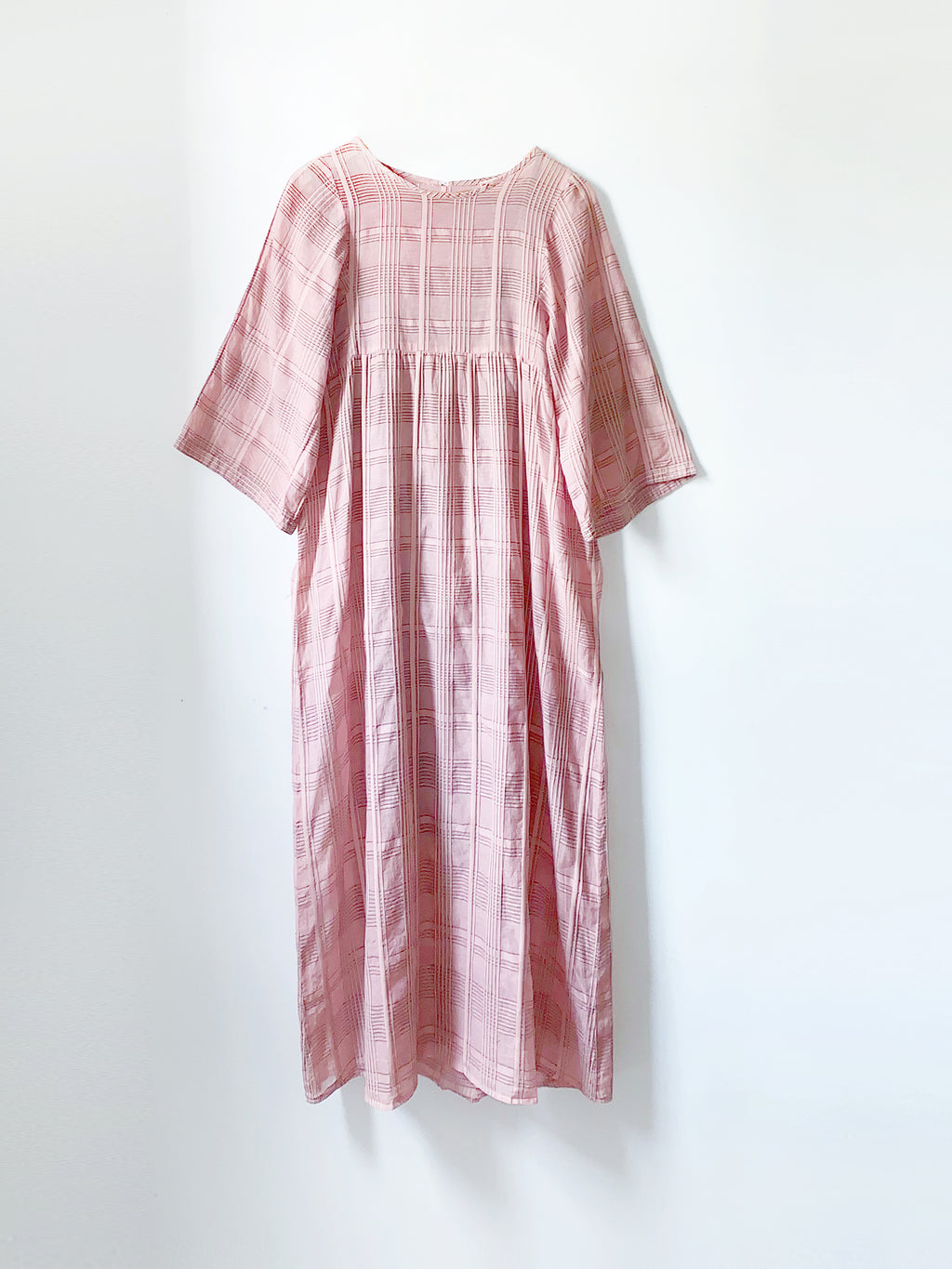 EMERY DRESS | ROSE
