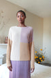 COLORBLOCK SWEATER | MULTI
