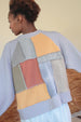 COLORANT X HADLEY CLARK | PATCHWORK SWEATER | NO. 2