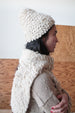 ELECTRA KNIT HAT | PEBBLE