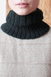 KNIT BALACLAVA | BLACK