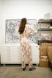 HAND-PAINTED JUMPSUIT | MULTI