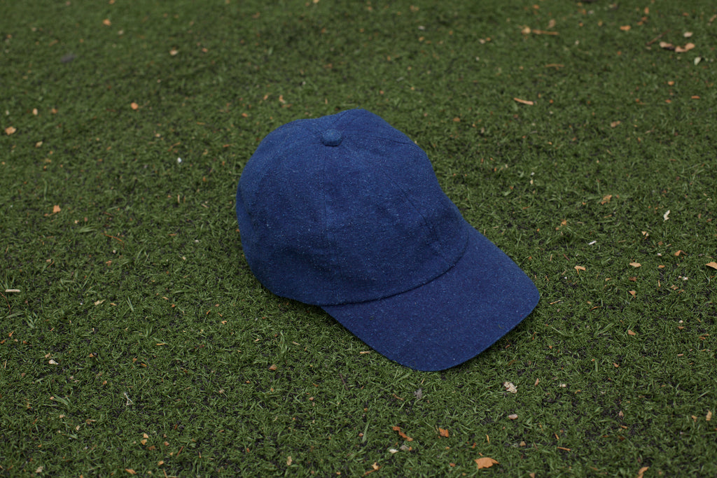 COLORANT RAW SILK FITTED CAP | SOLID
