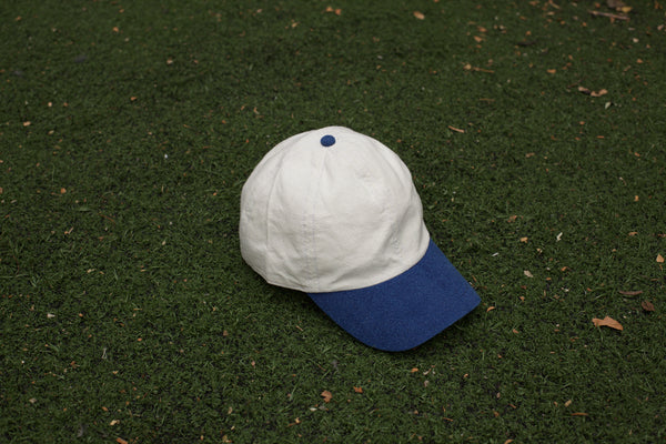 COLORANT RAW SILK FITTED CAP | TWO-TONE