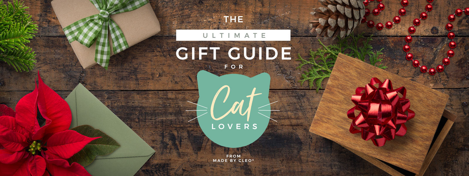 The Ultimate Gift Guide For Cat Lovers - 2019
