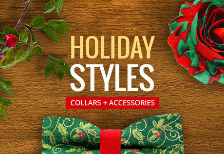 Holiday Cat Collars & Accessories