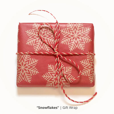 Gift Wrapping Service — Includes 1 Gift Box, Tag w/ Gift Message, Wrapping Paper & Ribbon (All Wrapped For You)