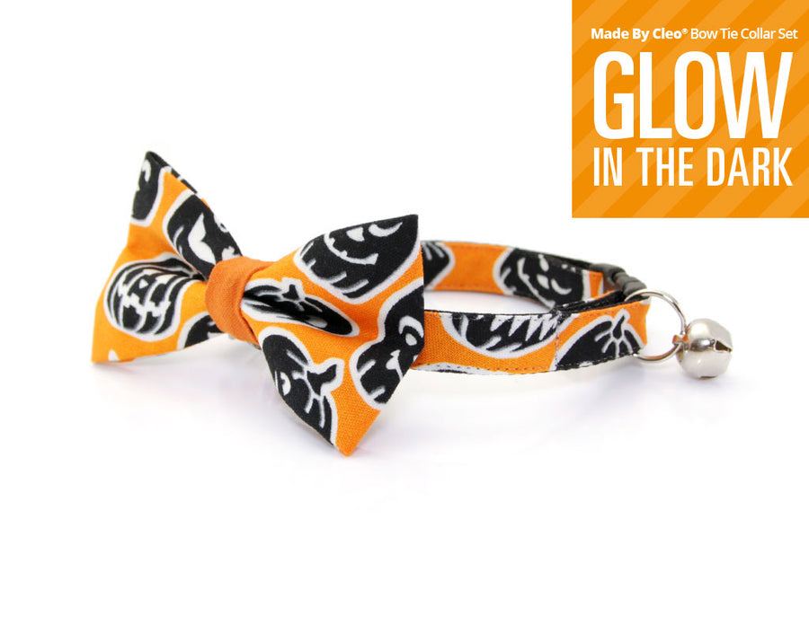 Very Halloween Cat Collars - Made By Cleo KT56