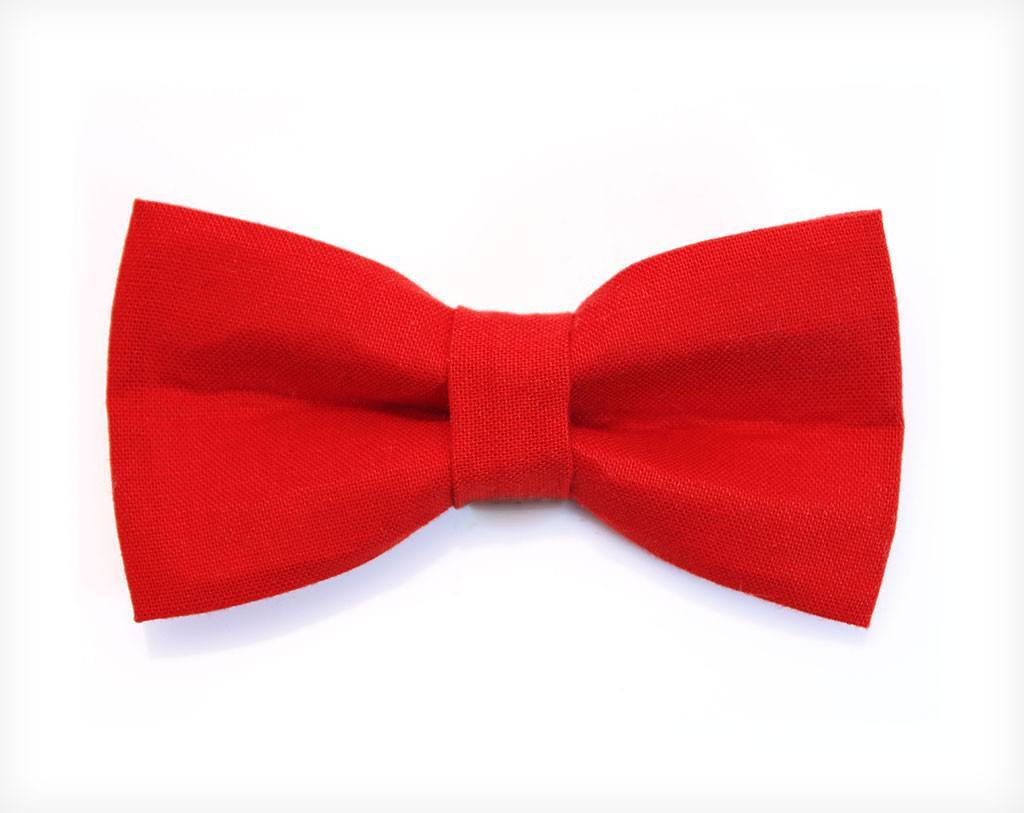 holiday bow tie cat collar set yuletide ruby red. Black Bedroom Furniture Sets. Home Design Ideas