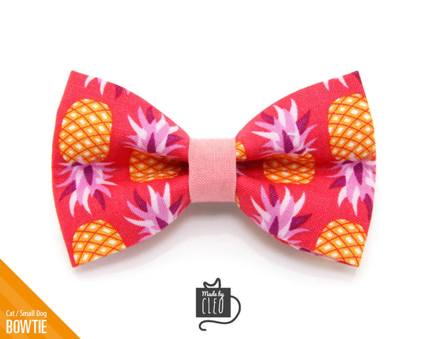 Bow Tie Flower Over the Collar Custom Pastel Weave Pet Accessory Neck Tie Bandana Easter