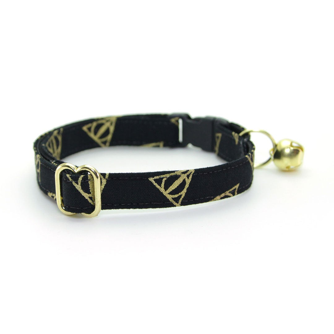 harry potter cat collar