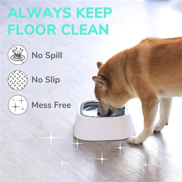 No-Spill Pets Water Bowl