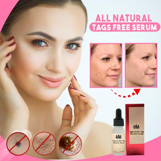 All Natural Tags Free Serum
