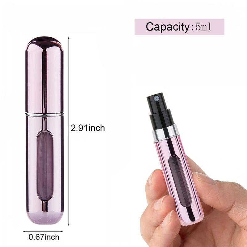 Mini Perfume Spray Bottle