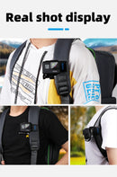 Action Camera Backpack Clip