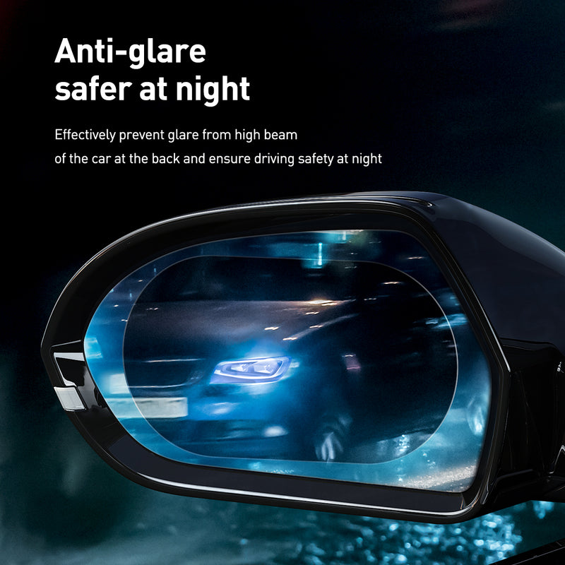 Waterproof Rearview Mirror