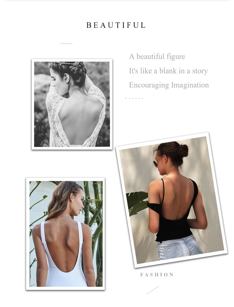 Low Back Comfort Lifting Bra