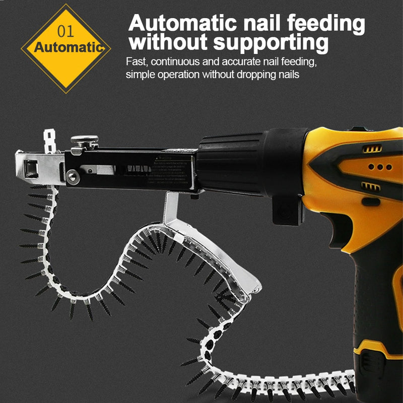 Automatic Nail Feeder