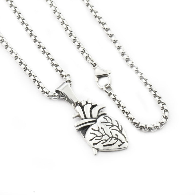 Unrivaled Hearts Necklace