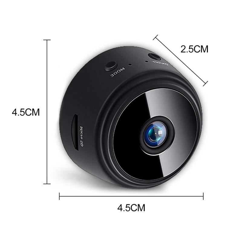 Mini Wi-Fi Camera Recorder