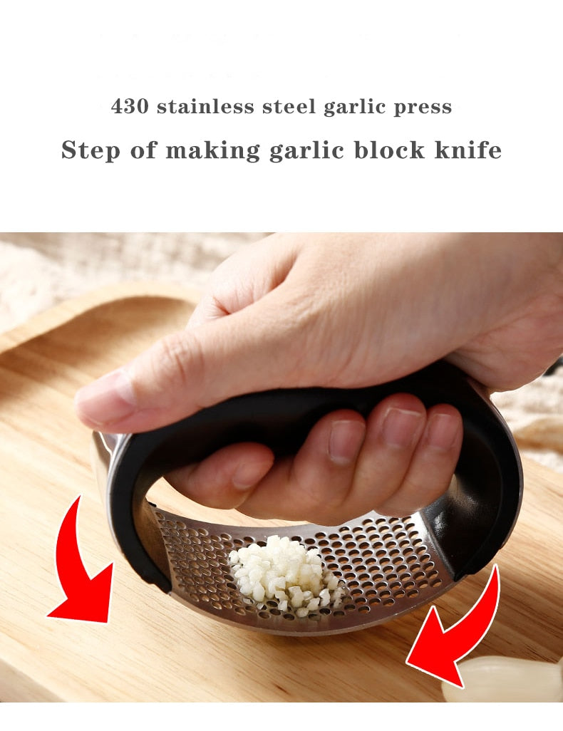The Best Garlic Presser