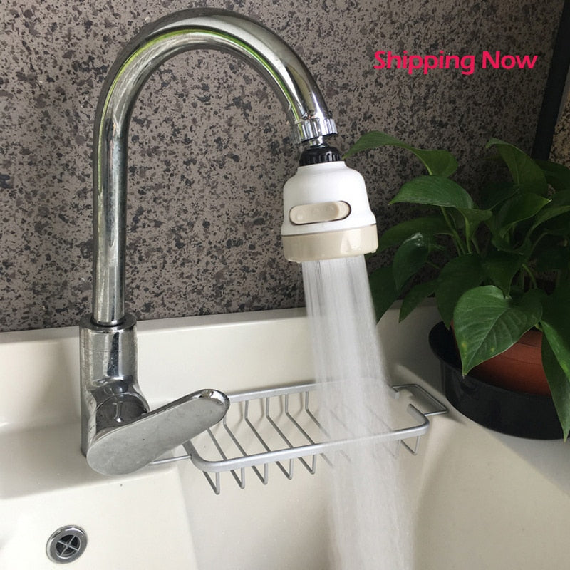 New Kitchen Shower Faucet Tap 3 Level
