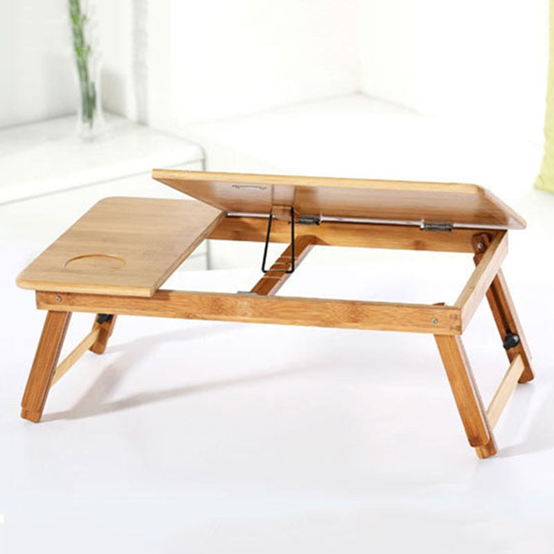 Moso Bamboo Foldable Bed Desk