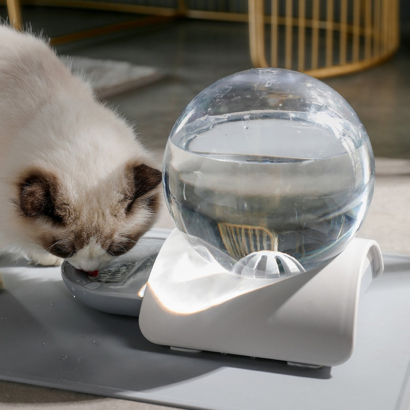 Water Bubble Pet Fountain