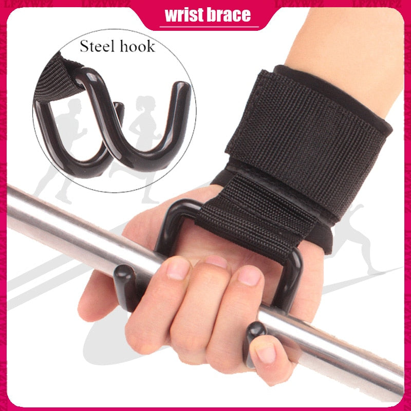 Liftups - The Ultimate Wrist Support Straps