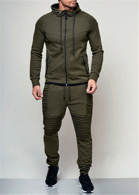 Mens 2 Piece Lex Speed Tracksuits
