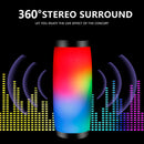 Free Shipping Wireless Bluetooth Speaker LED