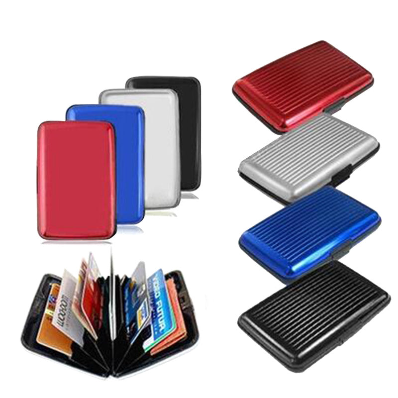Large Capacity  Secure Multi-function Wallet