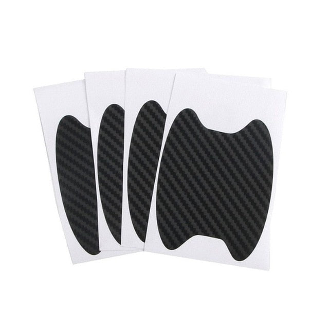 Carbon Fiber Car Door Sticker