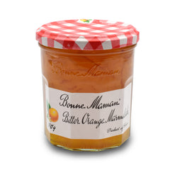 BITTER ORANGE MARMALADE - BONNE MAMAN - 370 GR. JAR