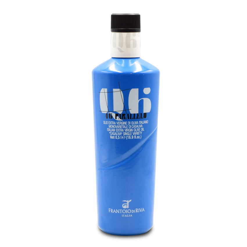 OLIO EVO 46 PARALLELO CASAVIVA BLUE GARDA - 500 ML BOTTLE