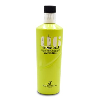 OLIO EVO 46 PARALLELO CASAVIVA GREEN GARDA - 500 ML BOTTLE