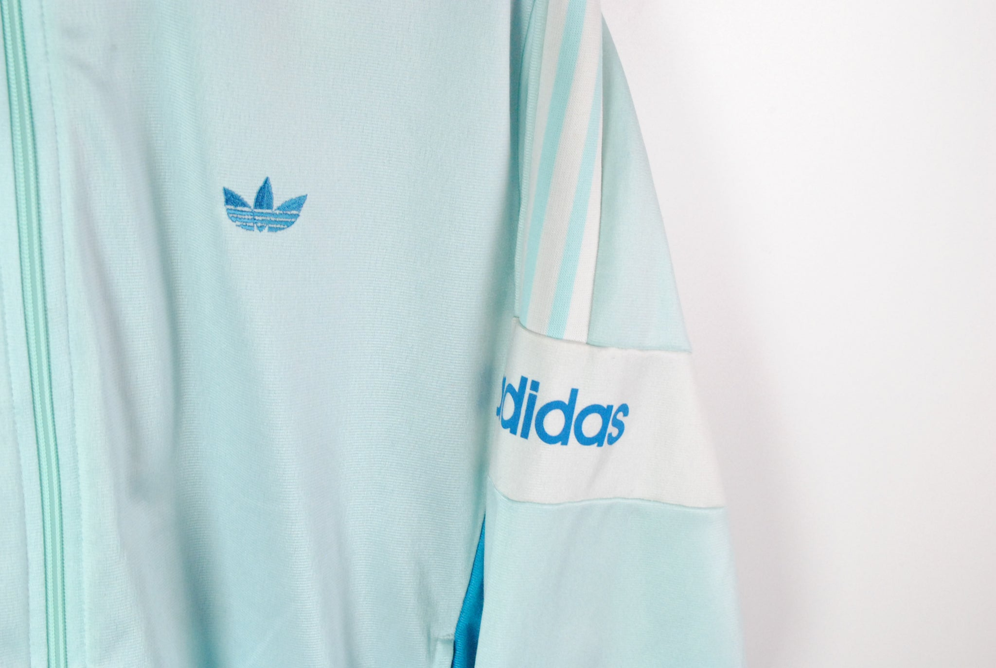 Vintage Adidas Track Jacket Medium / Large