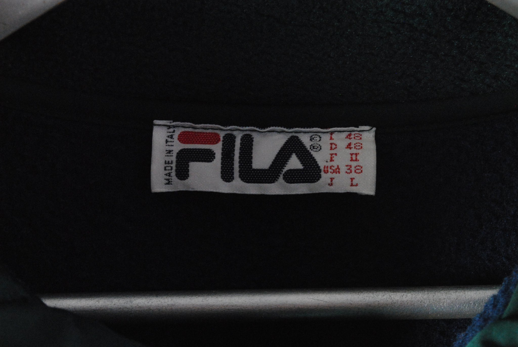 Vintage Fila Magic Line Fleece Medium / Large