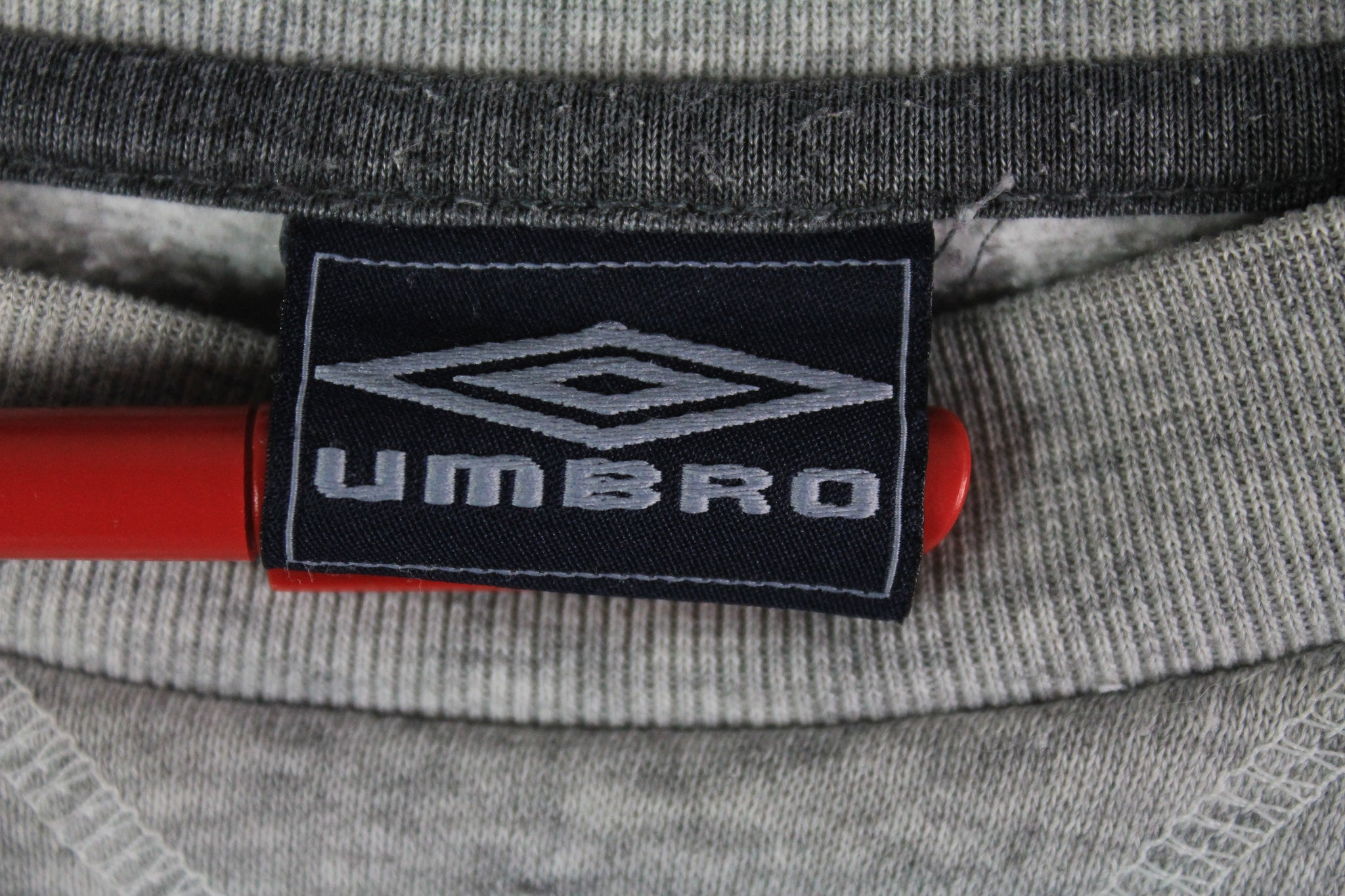 Vintage Umbro Sweatshirt Medium