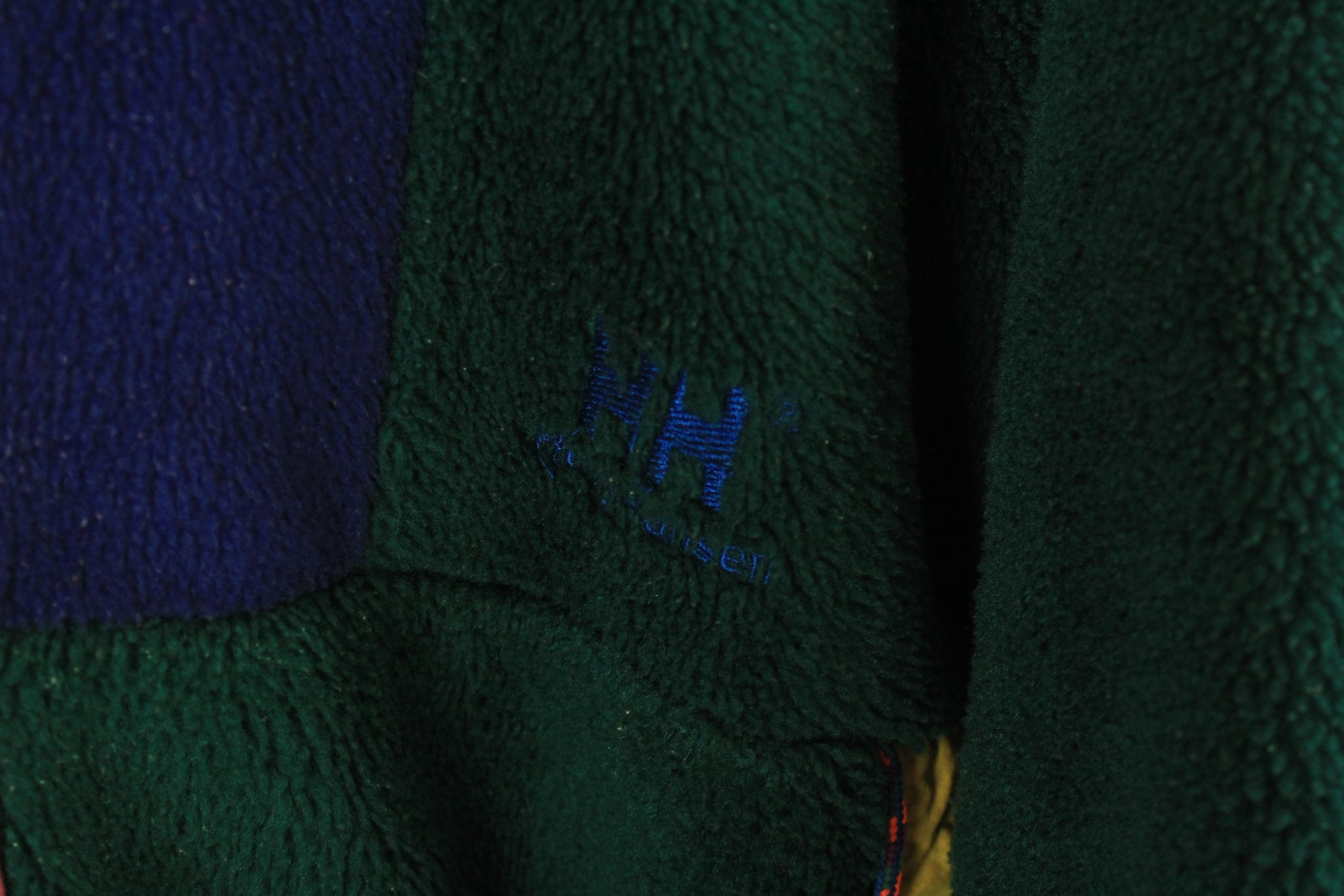 Vintage Helly Hansen Fleece Full Zip XLarge
