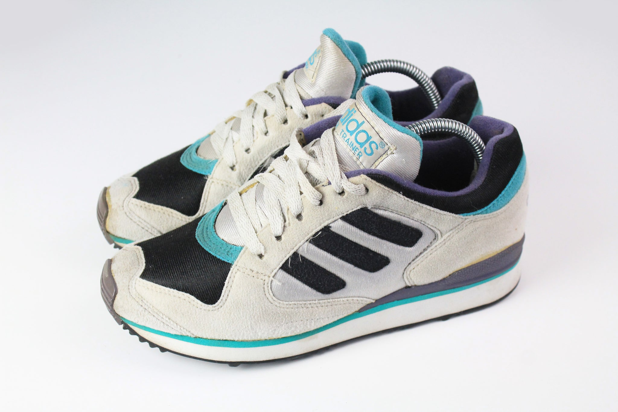 Vintage Adidas Tech Trainer Sneakers EUR 39