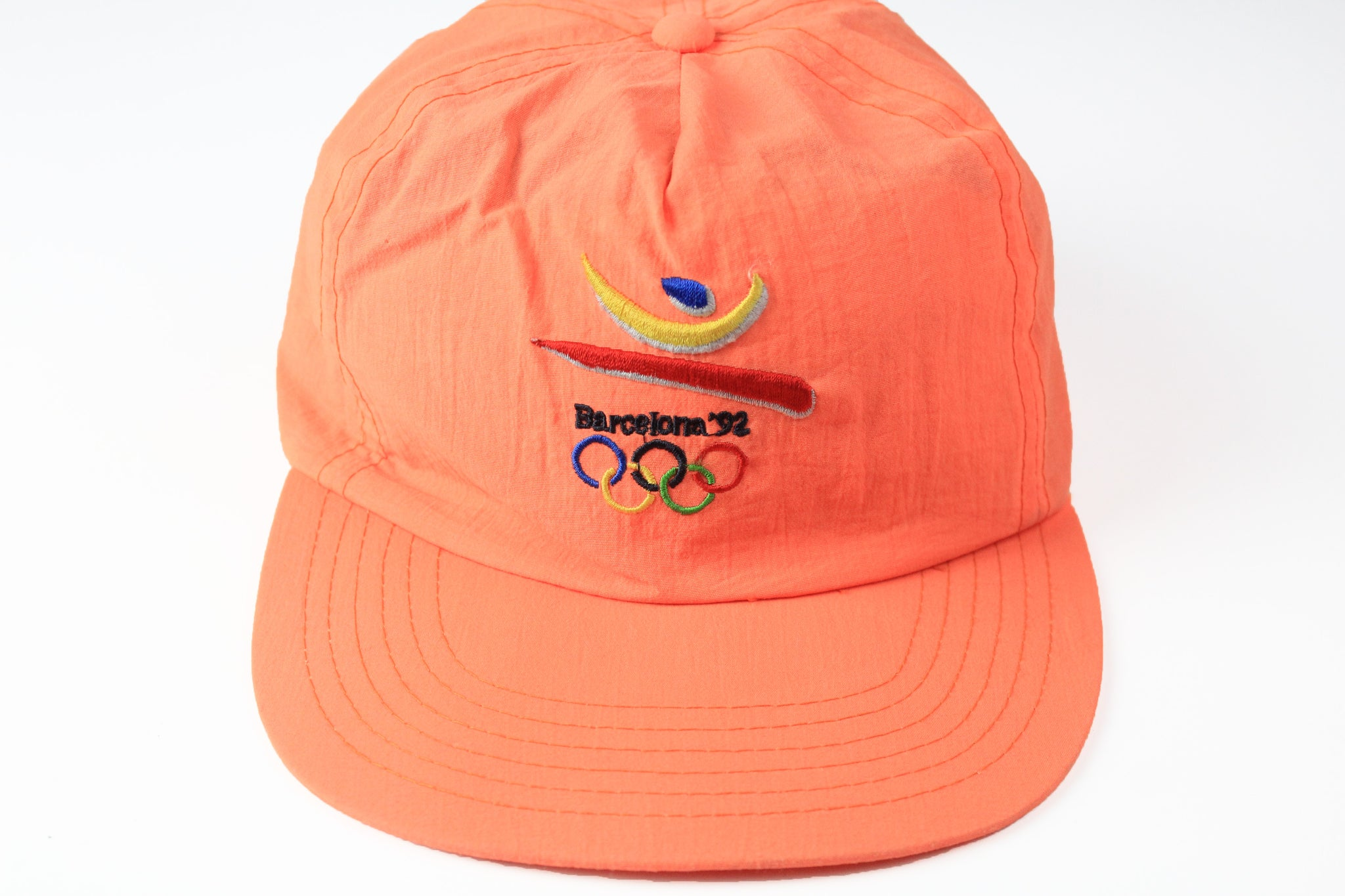 Vintage Barcelona 1992 Olympic Games Cap