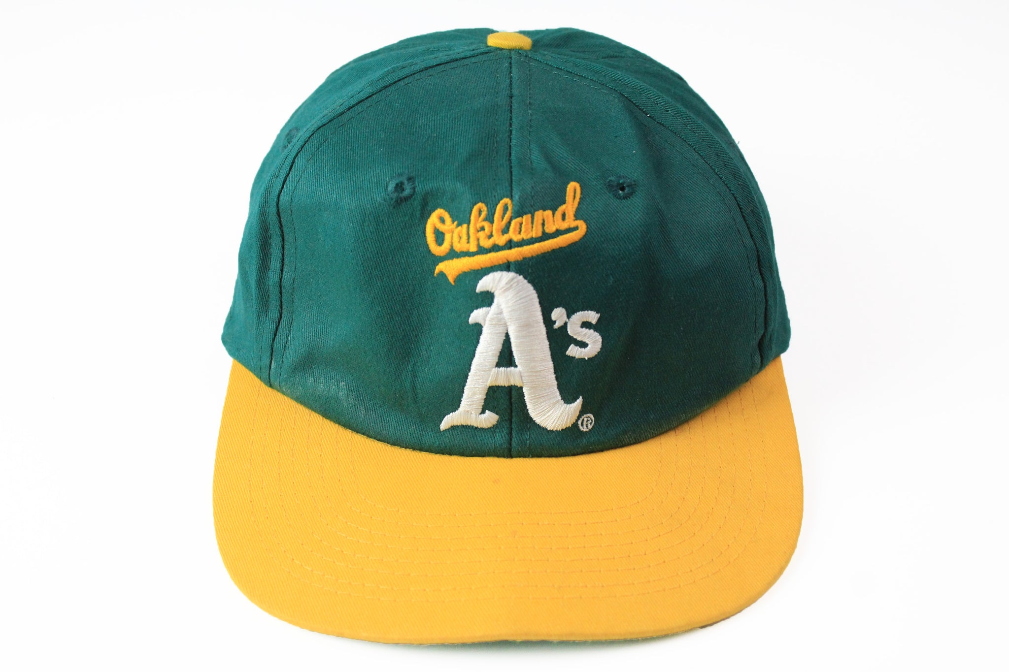 Vintage Oakland Athletics Cap