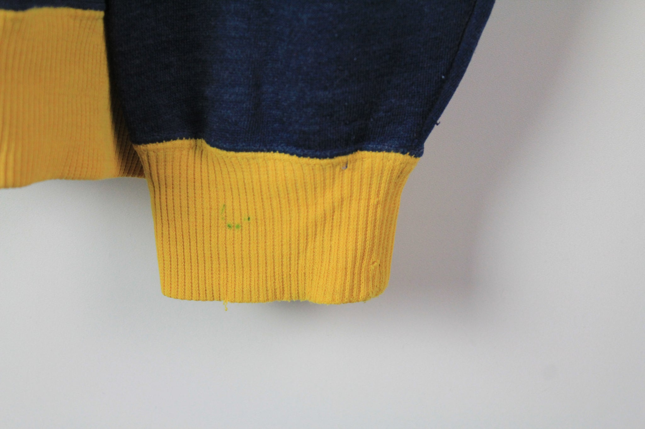 Vintage Michigan Wolverines Lee Sweatshirt Large