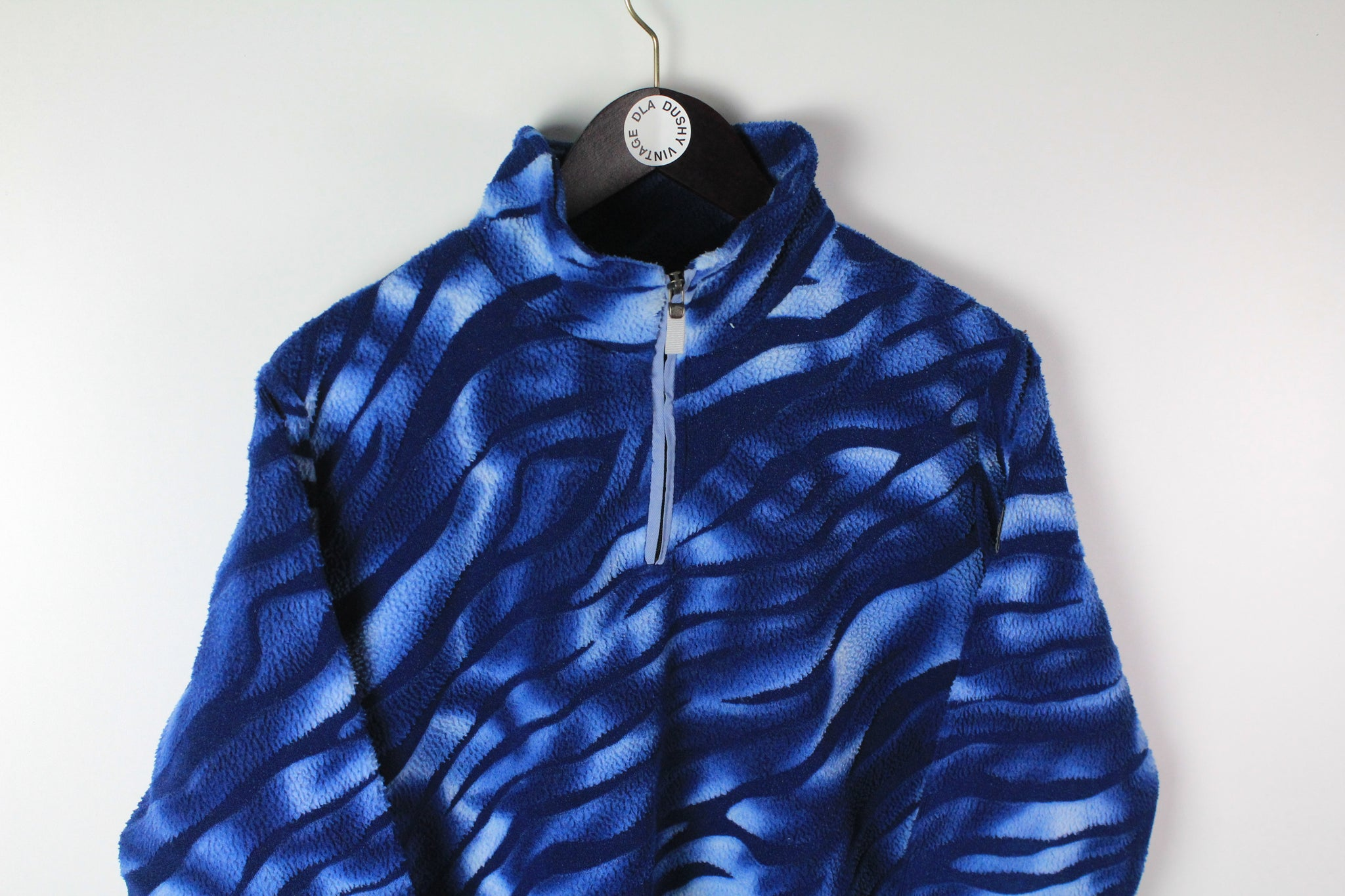 Vintage Fleece 1/4 Zip Small
