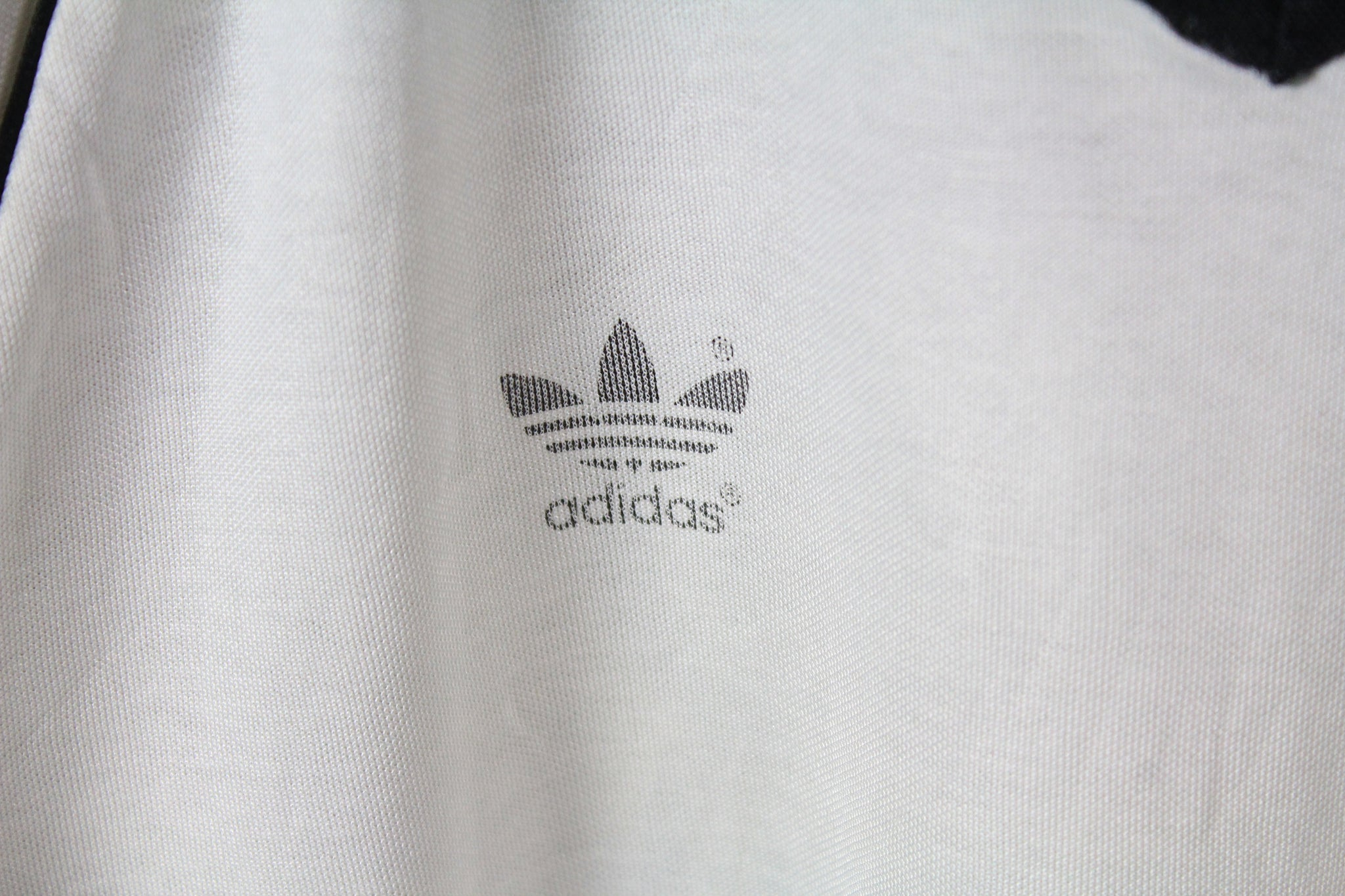 Vintage Adidas Long Sleeve Jersey T-Shirt Medium